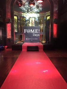 Famedays event