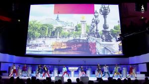 Ballet cérémonie Paris 2024